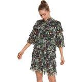Top Secret LADY'S DRESS siva | kaki  Cene