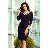NUMOCO Ženska haljina 224 crna  Cene