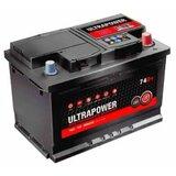 Ultrapower akumulator 12V 74Ah D+  Cene
