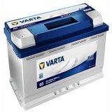 Varta akumulator blue DYNAMIC 12V 95Ah D + G3 (EB950)  Cene