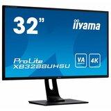 Iiyama PROLITE XB3288UHSU-B1 31.5 3840 x 2160 3ms VA 4K Ultra HD monitor Cene