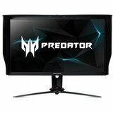 Acer 27 Predator XB273K GP IPS, UHD, 144Hz, G-Sync, 2xHDMI, 2xDP, USB, HA, Swivel, Tilt UM.HX3EE.P13 4K Ultra HD monitor  cene