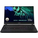 Gigabyte AERO 17 HDR XD 17.3 4K i7-11800H 32GB 1TB SSD GeForce RTX 3070Q 8GB Win10Pro crni laptop  Cene