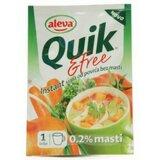 Aleva Quik instant supa od povrća bey masti 10g kesica  Cene