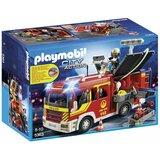 Playmobil city action - vatrogasci: brigada  Cene