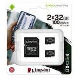 Kingston MicroSD 2x32 GB SDCS2/32GB-2P1A memorijska kartica Cene