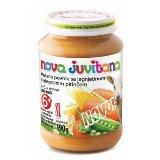 Juvitana kašica mešano povrće sa jagnjetinom i integralnim pirinčem 190g  Cene