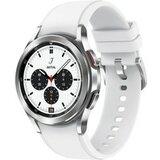 Samsung Galaxy Watch 4 Classic 42mm BT Silver pametni sat  Cene