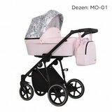 Kunert molto kolica za bebe set 2U1 crni ram MO-01  Cene