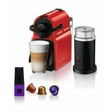 Nespresso Inissia Red & Aeroccino aparat za kafu cene
