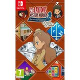 Nintendo SWITCH Laytons - Mistery Journey Katrielle And the Millionaires Conspiracy - Deluxe Edition igra  Cene