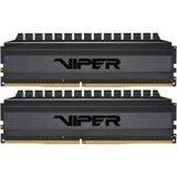Patriot DDR4 16GB 2x8GB 4000MHz Viper 4 Blackout Series Dual Channel PVB416G400C9K ram memorija  Cene