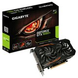 Gigabyte nVidia GeForce GTX 1050Ti 4GB GDDR5 128bit - GV-N105TOC-4GD grafička kartica cene