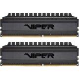 Patriot DDR4 64GB 2x32GB 3600MHz Viper 4 Blackout Series Dual Channel PVB464G360C8K ram memorija  Cene
