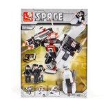 Sluban kocke 3u1 Robot, 313 kom A016027  cene