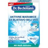 Dr. Beckmann aktivne maramice za blistavo beli veš 15 komada  Cene