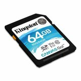 Kingston UHS-I U3 SDXC 64GB V30 SDG/64GB Go memorijska kartica cene