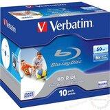 Verbatim BLU-RAY 50GB 6X WIDE PRINTABLE JC/43736 disk Cene