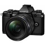 Olympus OM-D E-M5 Mark II 12-40mm f/2,8 PRO digitalni fotoaparat cene