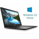 Dell Inspiron 15 (3593), 15.6 (1366x768), Intel Core i5-1035G1 1.0GHz, 8GB, 1TB HDD, Intel UHD Graphics, Win 10 Home, black (NOT17152) laptop  Cene