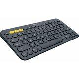 Logitech K380 Bluetooth Multi-Device US crna tastatura Cene