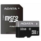 Adata SD MICRO 32GB HC Class10 UHS AUSDH32GUICL10-RA1 memorijska kartica Cene