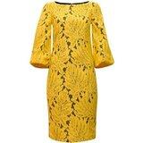 AMC haljina 415K žuta  cene