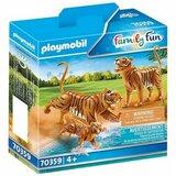 Playmobil Family Fun Porodica tigrova  Cene