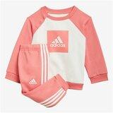 Adidas dečija trenerka I 3SLOGO JOG FL GM8974  Cene