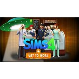 Electronic Arts PC igra The Sims 4 Get to Work  Cene