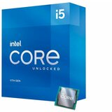 Intel Core i5-11600K 6-Core 3.9GHz (4.90GHz) Box procesor  Cene