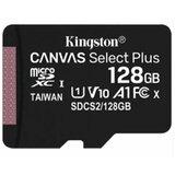 Kingston MicroSD 128 GB CANVAS SELECT PLUS SDCS2/128GBSP UHS U1 memorijska kartica Cene
