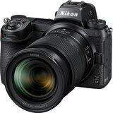 Nikon Z6 II + 24-70MM F/4 + FTZ Adapter