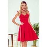 NUMOCO Ženska haljina 307 crvena  Cene