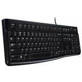 Logitech K120 USB YU Black tastatura Cene