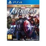 Square Enix PS4 Marvels Avengers - Deluxe Edition  Cene