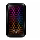 Adata 512GB ASE770G-512GU32G2-CBK crni eksterni SSD hard disk  Cene