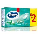 Zewa softis menthol papirne maramice 8 pakovanja  Cene