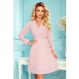 NUMOCO Ženska haljina 313 ružičasta  Cene