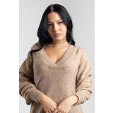 Y.a.s ženski džemper Cali Dress 26023498 02  cene