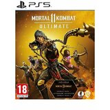 Warner Bros PS5 Mortal Kombat 11 Ultimate - Steelbook Edition  Cene