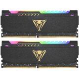 Patriot DDR4 64GB 2x32GB 3200MHZ Viper Steel RGB BLACK Dual Channel PVSR464G320C8K ram memorija  Cene