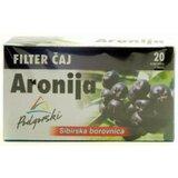 Podgorski aronija filter čaj 40g kutija  Cene