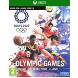 Sega XBOXONE/XSX Olympic Games Tokyo 2020 - The Official Video Game igra  cene