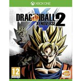 Namco Bandai XBOX ONE igra Dragon Ball Xenoverse 2 Deluxe Edition  Cene