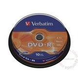 Verbatim DVD-R 4.7GB 16X 43523 disk Cene