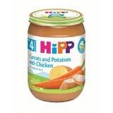 Hipp kašica šargarepa i krompir sa piletinom 190g  Cene