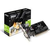 MSI nVidia GeForce GT 710 2GB 64bit GT 710 2GD3 LP grafička kartica cene