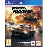 Namco Bandai PS4Fast and Furious: Crossroads  Cene