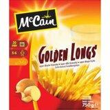 Mccain golden longs pomfrit 750g kesa  Cene